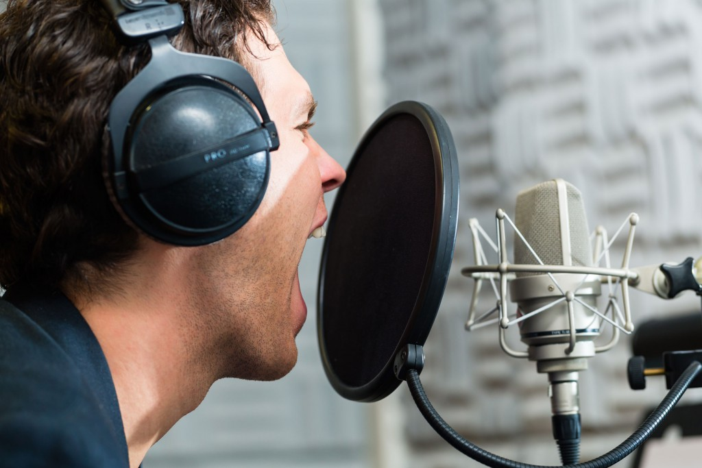 voice over guide to help beginners