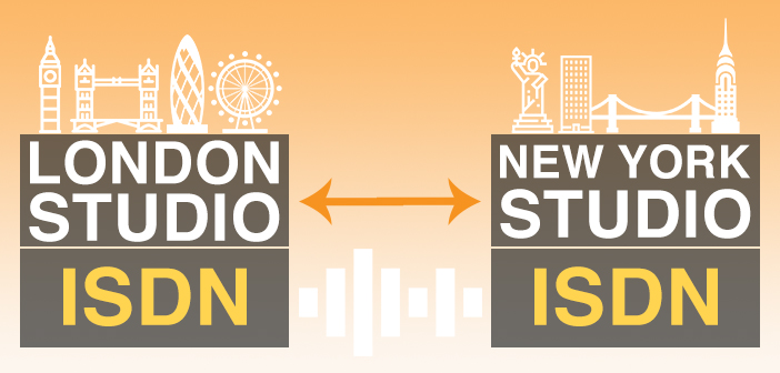 Remote Studio with ISDN to ISDN