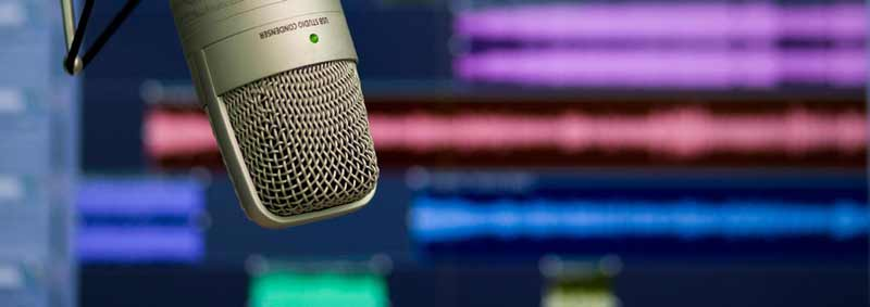 how to find voice over work locally