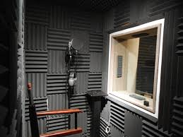 voice over equipment professional home studio