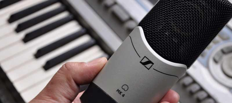 voice over equipment microphones