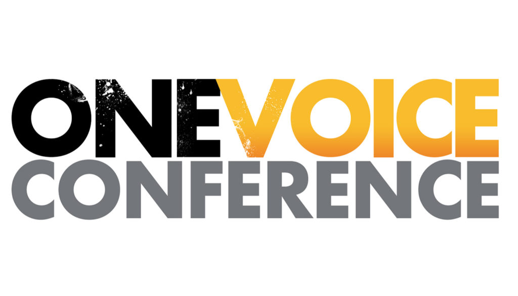 One Voice Conference Logo
