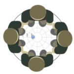 Omni Pickup Pattern